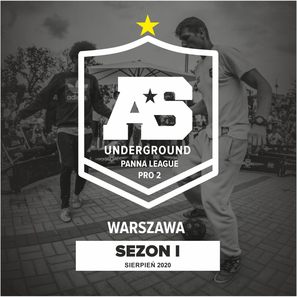 AS UNDERGROUND PANNA LEAGUE PRO 2